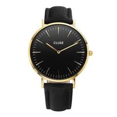 CLUSE 클루즈 CL18401 라보엠 쿼츠 남녀공용 가죽밴드_(1254821)