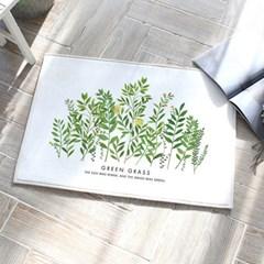주방 매트 선물 60x40cm 그린그라스_(1412415)
