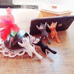 귀여운 고양이 거치대_(1171602)