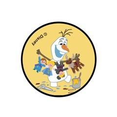 디즈니 겨울왕국 파스텔 스마트톡 올라프옐로우_(73586)