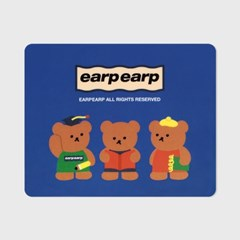 Smart bear friends(마우스패드)_(1407516)