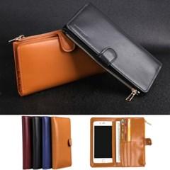 스마트폰 윈도우 지갑 케이스파우치/아이폰/갤럭시