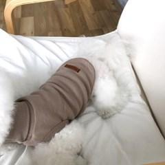 [T.터들넥민소매]Turtle sleeveless T_Beige