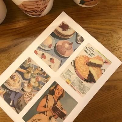 [소행섬] 빈티지 포스터 스티커 A버전