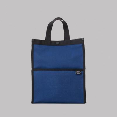 SECOND BAG (BLUE)