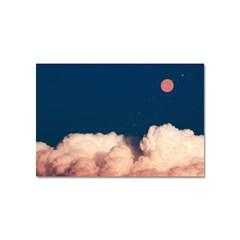 1월 달 구름