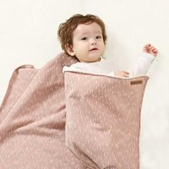 [베이비클로] 국내제작 신생아 아기 겨울블랭킷 담요 4종