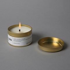 [비페이퍼_골든 틴캔들] golden tin candle