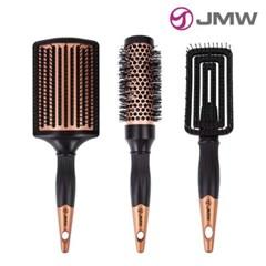 JMW 프로패셔널 3종 헤어 브러쉬 세트