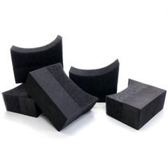 타이어어플리케이터 세차용품 스펀지 광택 셀프세차 피닉스
