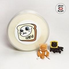 [젤리블리스] 식빵냥/슬라임/P&J_CupCake/우드글루믹스/버터
