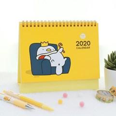 오구패밀리 2020 탁상 캘린더_(4114572)