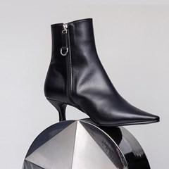[메이엘듀]Classic Ankle Boots - MD18FW1020 Black