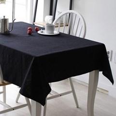 (퓨어린넨) 테이블커버 - 그레이&블랙계열(5color/2size_(1820108)