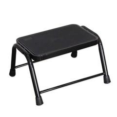 정리인홈 뉴스텝 1단 사다리 화이트,블랙 발디딤대 의자겸용