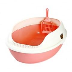 마칼 거름망 화장실(핑크)_(1241001)