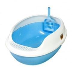 마칼 거름망 화장실(블루)_(1241000)