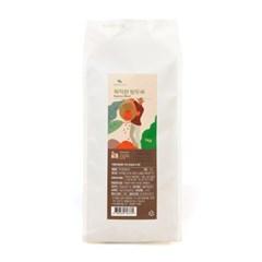 네이쳐티 묵직한 원두씨 1kg 홀빈 브라질 과테말라 커피