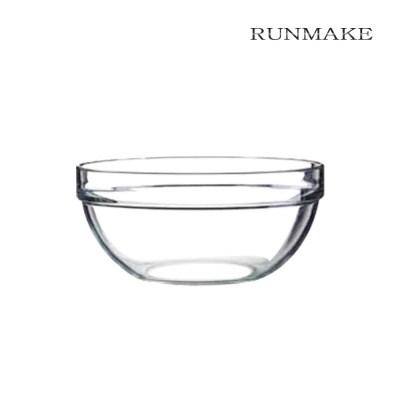 런메이크 각도높이조절 강아지밥그릇-(추가구성)유리볼