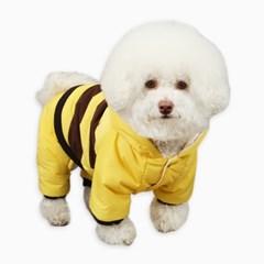 꿀벌 패딩 올인원