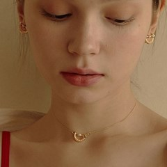 Lune Catcher Necklace