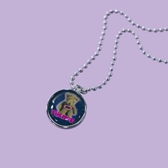 PENDENT NECKLACE_TEDDY