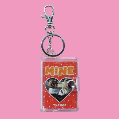 MINI NOTE KEY HOLDER_MINE