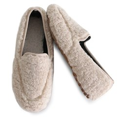 kami et muse Boucle fur daily loafers_KM19w214