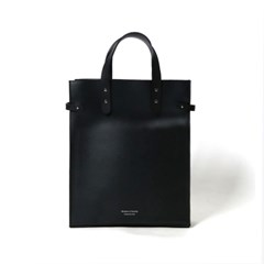 107 VERTICAL TOTE SILVER