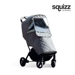 [스퀴즈] Squizz 3 유모차 방한 커버