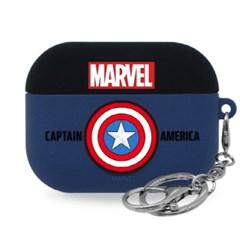 마블 에어팟 프로 케이스 캡틴 아메리카