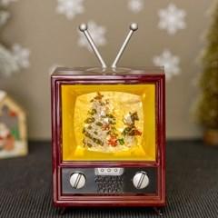 LED 크리스마스 캐럴 워터볼 TV [눈사람]_(11914744)