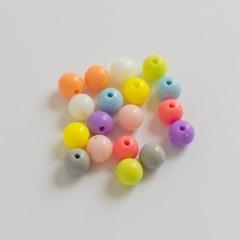 [Crochet 부자재] 8mm 구슬-10개_(2827476)