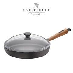 [SKEPPSHULT] 스켑슐트 월넛 모던 깊은 후라이팬 28cm+_(1872433)