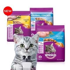 위스카스 건사료 포켓 탉고기 3kg/고양이사료,건사료