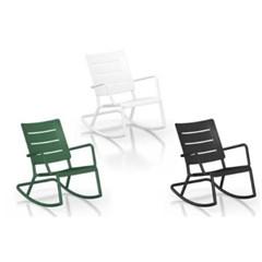 SW1821 락킹체어 야외용 플라스틱 의자