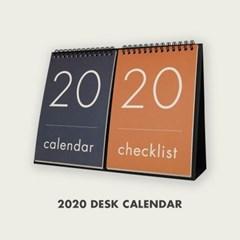 [탁상달력] O,LD! 2020 Desk Calendar