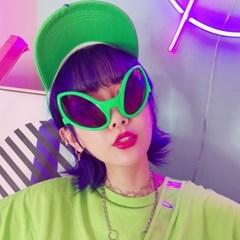 외계인 인싸 선글라스 안경 5color! [웃긴 특이한 쓸데없는 선물]