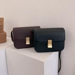 클래식박스 백 크로스백 여자가방