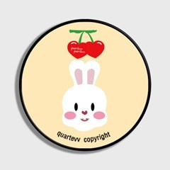 Cherry rabbit - ivory(스마트톡)