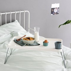 침대 테이블 침대 노트북 테이블 베드트레이_(1206934)