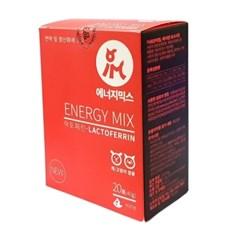 에너지믹스 락토페린 치즈향 40g(2g 20p)_(1248023)