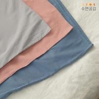 수면공감 우유베개 커버(50x70)/인디핑크_(1255393)