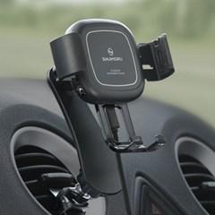 FOD 오그랩 발 차량용 오토 무선 고속충전 핸드폰 거치대
