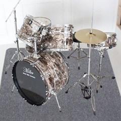 드럼 카페트 1.7m x 1.34m 5구드럼 매트 카펫_(1442868)