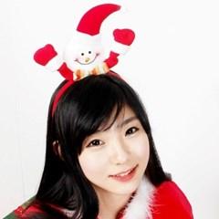크리스마스 머리띠 [눈사람]_(11914596)