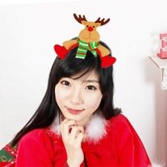 크리스마스 머리띠 [목도리 루돌프]_(11914595)