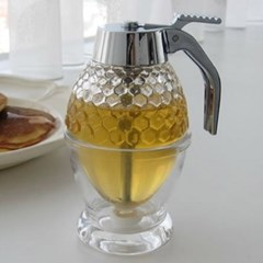 꿀 시럽 보관용기 허니디스펜서