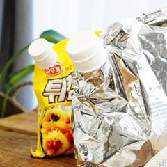 폴리백 비닐봉지마개 뚜껑 (2사이즈)