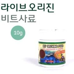 YB 라이브오리진 비트사료 10g (2개)_(954425)